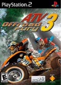 US Boxshot of ATV: Offroad Fury 3 (PS2)