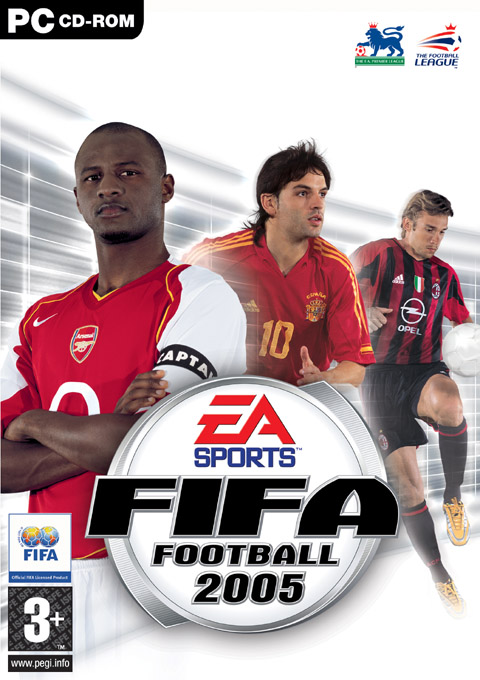 FIFA Football 2005 [Full PC Download]