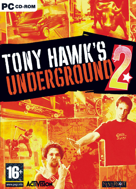 Tony Hawks Underground 2-RELOADED [PC Download]