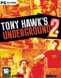 UK Boxshot of Tony Hawk's Underground 2 (PC)