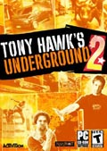 US Boxshot of Tony Hawk's Underground 2 (PC)