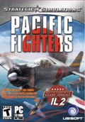 US Boxshot of Pacific Fighters (PC)