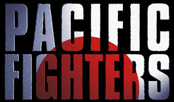 Logo of Pacific Fighters (PC)