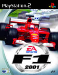 UK Boxshot of F1 2001 (PS2)
