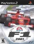US Boxshot of F1 2001 (PS2)