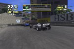 Screenshot of F1 2001 (PS2)