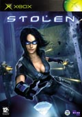 UK Boxshot of Stolen (XBOX)