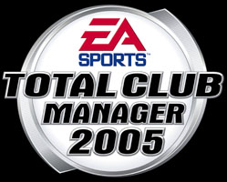 Logo of Total Club Manager 2005 (GAMECUBE)