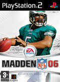 UK Boxshot of Madden NFL 06 (PS2)