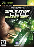 UK Boxshot of Tom Clancy's Splinter Cell: Chaos Theory (XBOX)