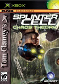 US Boxshot of Tom Clancy's Splinter Cell: Chaos Theory (XBOX)