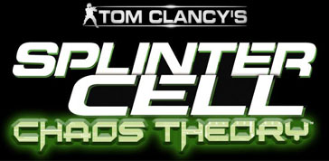 Logo of Tom Clancy's Splinter Cell: Chaos Theory (XBOX)