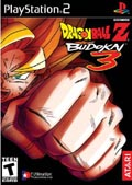 US Boxshot of Dragon Ball Z: Budokai 3 (PS2)