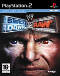 UK Boxshot of WWE SmackDown! vs. RAW (PS2)