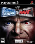 US Boxshot of WWE SmackDown! vs. RAW (PS2)