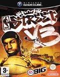 UK Boxshot of NBA Street V3 (GAMECUBE)