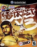 US Boxshot of NBA Street V3 (GAMECUBE)