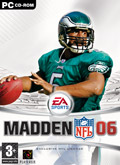 UK Boxshot of Madden NFL 06 (PC)