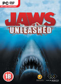 UK Boxshot of Jaws Unleashed (PC)