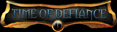 Logo of Time of Defiance (PC)