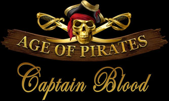 Logo of Age of Pirates: Captain Blood (XBOX360)