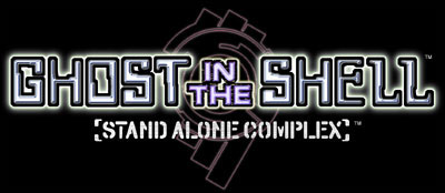 Logo of Ghost in the Shell: Stand Alone Complex (PS2)