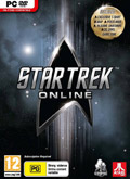 UK Boxshot of Star Trek Online (PC)