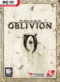 UK Boxshot of Elder Scrolls IV: Oblivion (PC)