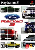 US Boxshot of Ford Racing 3 (PS2)