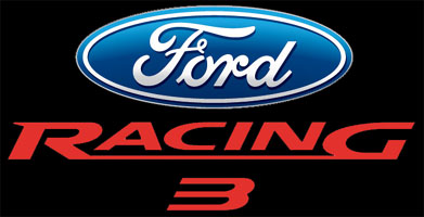 Logo of Ford Racing 3 (PS2)
