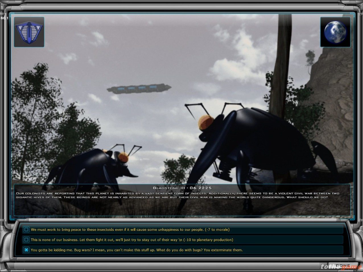 screen3 large Galactic Civilizations II Ultimate Edition Full PC