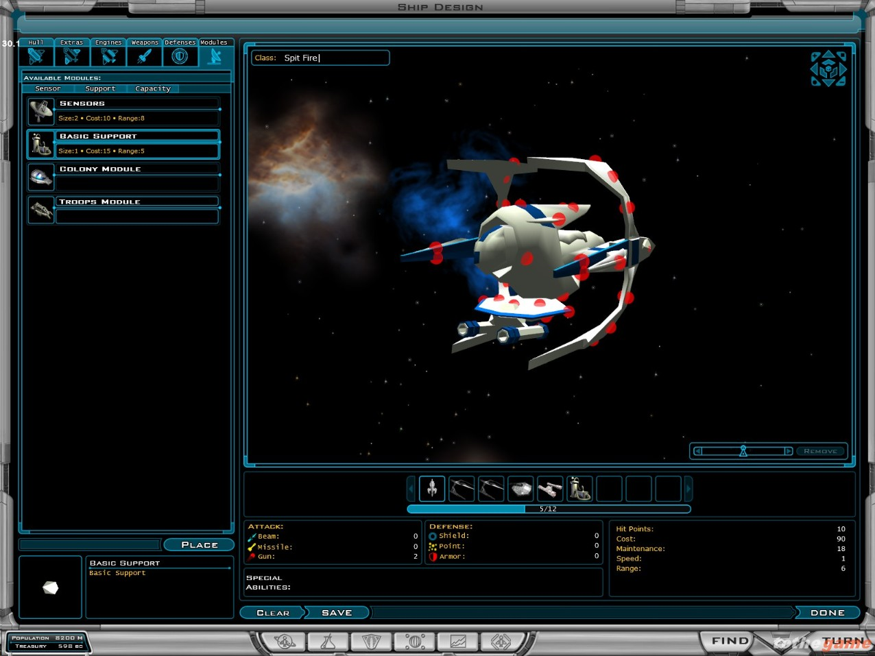 screen4 large Galactic Civilizations II Ultimate Edition Full PC