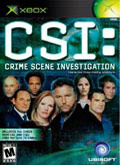 US Boxshot of CSI: Crime Scene Investigation (XBOX)