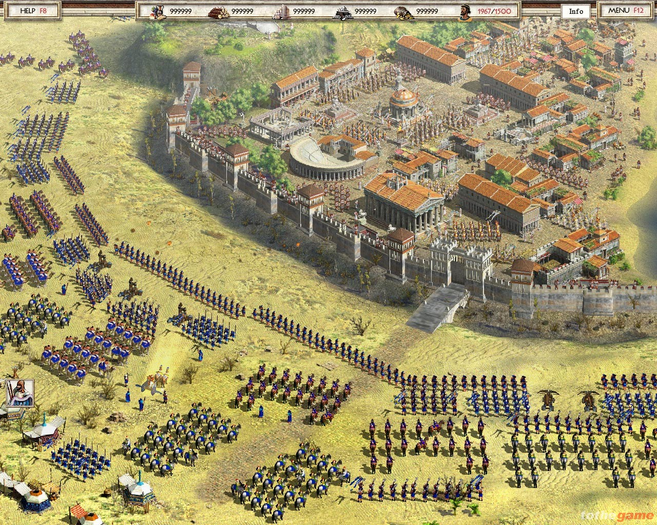 Crusader Spiel