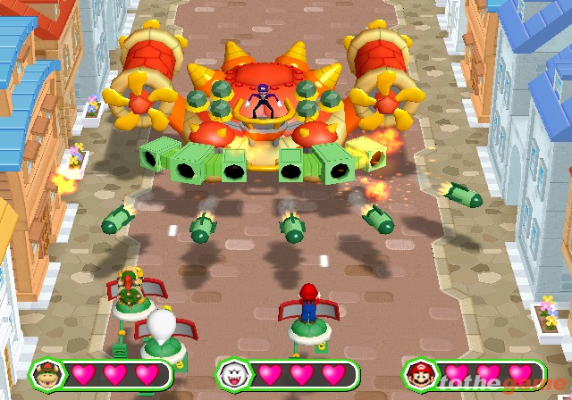 Screenshot of Mario Party 6 (GAMECUBE)