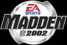 Logo of Madden NFL 2002 (PS2)