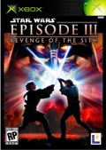 US Boxshot of Star Wars: Episode III Revenge of the Sith (XBOX)