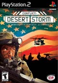 US Boxshot of Conflict: Desert Storm (PS2)