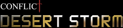 Logo of Conflict: Desert Storm (PS2)