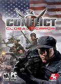 US Boxshot of Conflict: Global Storm (PC)
