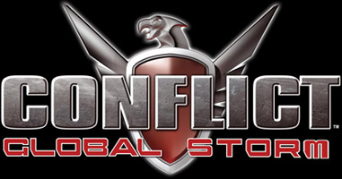 Logo of Conflict: Global Storm (PC)
