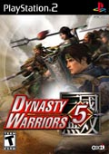 US Boxshot of Dynasty Warriors 5 (PS2)