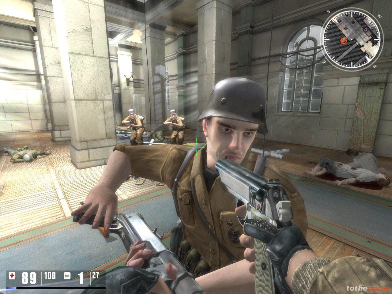 screen3 large UberSoldier Full PC Download