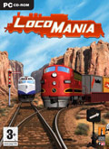 UK Boxshot of Loco Mania (PC)