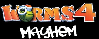 Logo of Worms 4: Mayhem (PC)