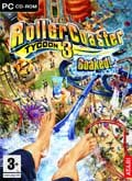 UK Boxshot of Rollercoaster Tycoon 3: Soaked! (PC)