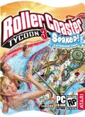 US Boxshot of Rollercoaster Tycoon 3: Soaked! (PC)
