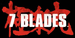 Logo of 7 Blades (PS2)
