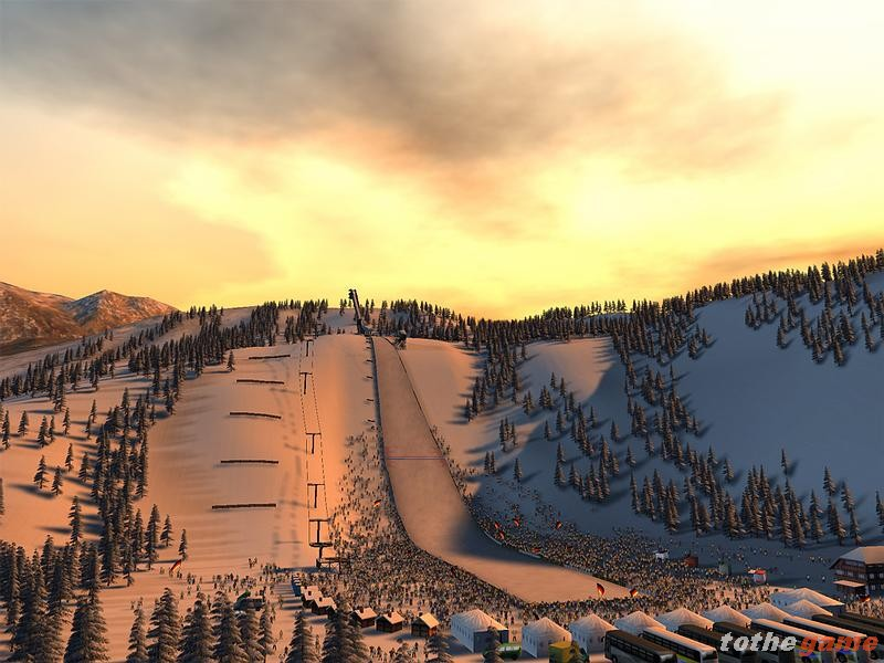 screen1 large RTL Ski Jumping 2005 RELOADED PC Download