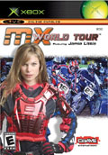 US Boxshot of MX World Tour: Featuring Jamie Little (XBOX)